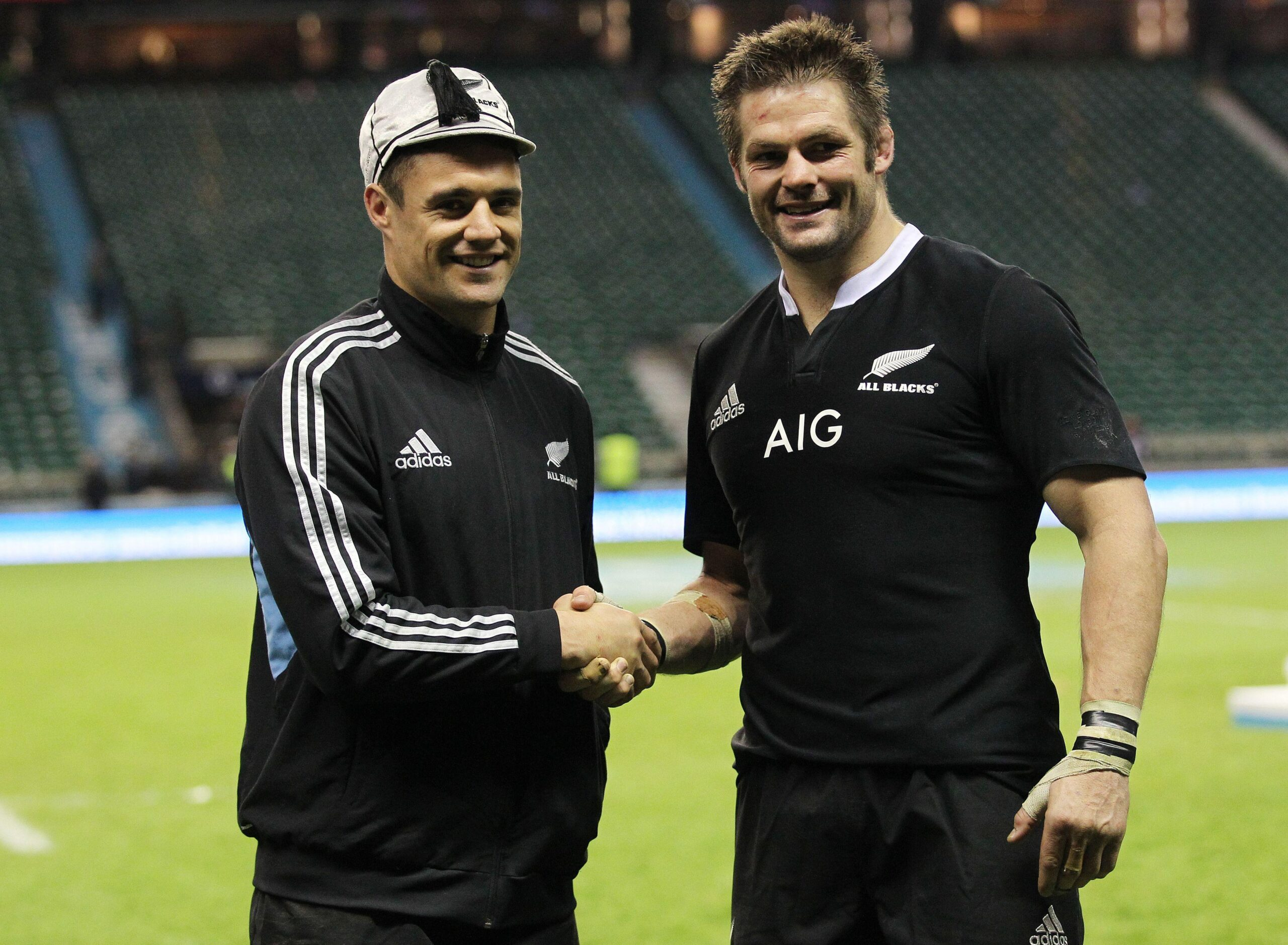 All Black Legend Dan Carter retires from Professional Rugby